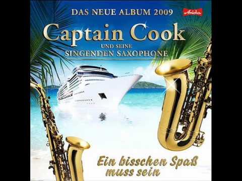 Captain Cook - Paloma Blanca (neue CD 2009)