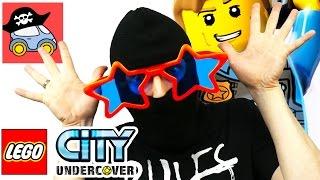 🚓 LEGO CITY UNDERCOVER #6 ПОБЕГ Жестянка ЛЕГО ГТА