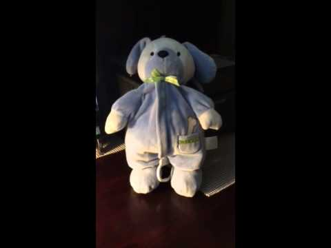 Good Buys All the Time - Carter's Musical Plush Puppy Dog