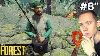 The Forest PL Gameplay SEZON 2 [#8] GDZIE Ta JASKINIA? /z Paweł