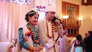 Kirat Culture wedding Mani Lohorung@Sangita Mewahang 2020