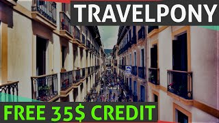 TravelPony Coupon Code 35$ FREE CREDIT, NEWLY UPDATED, Hotels deals, cheap hotel rooms