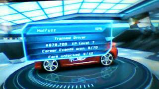 Asphalt 3D for 3DS gameplay video.