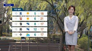 [경기]04월 09일 기상정보
