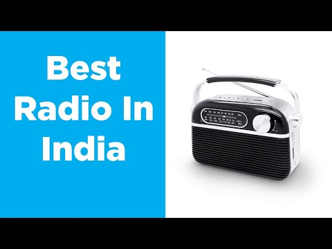Top Best Radio in India With Price by Experts Recommend  | Best FM Radio 2021