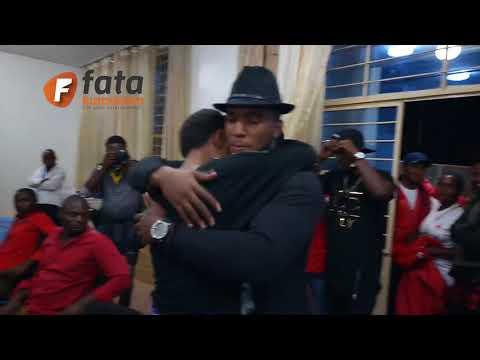 Instinzi Concert umukobwa yahahamutse yenda gupfa The Ben aratabara