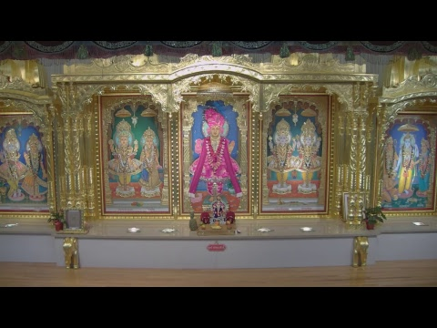 Saturday Dhun Swaminarayan Temple, Wheeling, IL 04/22/2017