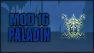 Neverwinter Mod 16 Paladin Class Overview (partially outdated)