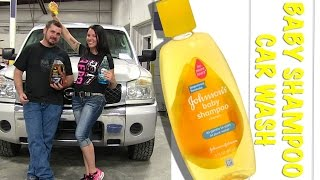 Household Baby Shampoo - Car Soap - Does That Really Work?