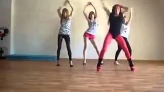 Урок клубного танца Go Go для девочек