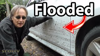 Life Hacks That Will Save a Flooded Car. How to save a flooded car DIY with Scotty Kilmer (life hack). How to get a flooded car engine to start and run again.