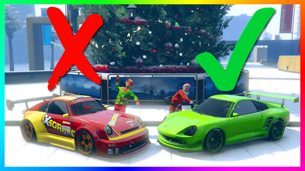 what to buy in gta 5 online 2017