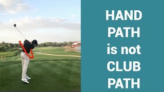 Change your hand path for a purer strike