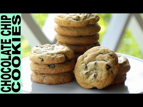 Gluten Free Chocolate Chip Cookies Recipe How To Make The BEST SOFT Gluten Free Cookies !!