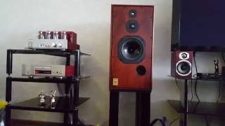 harbeth super hl5 triode