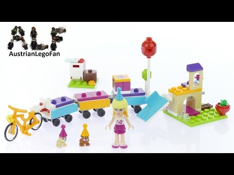 lego-friends-41111-party-train---lego-speed-build-review