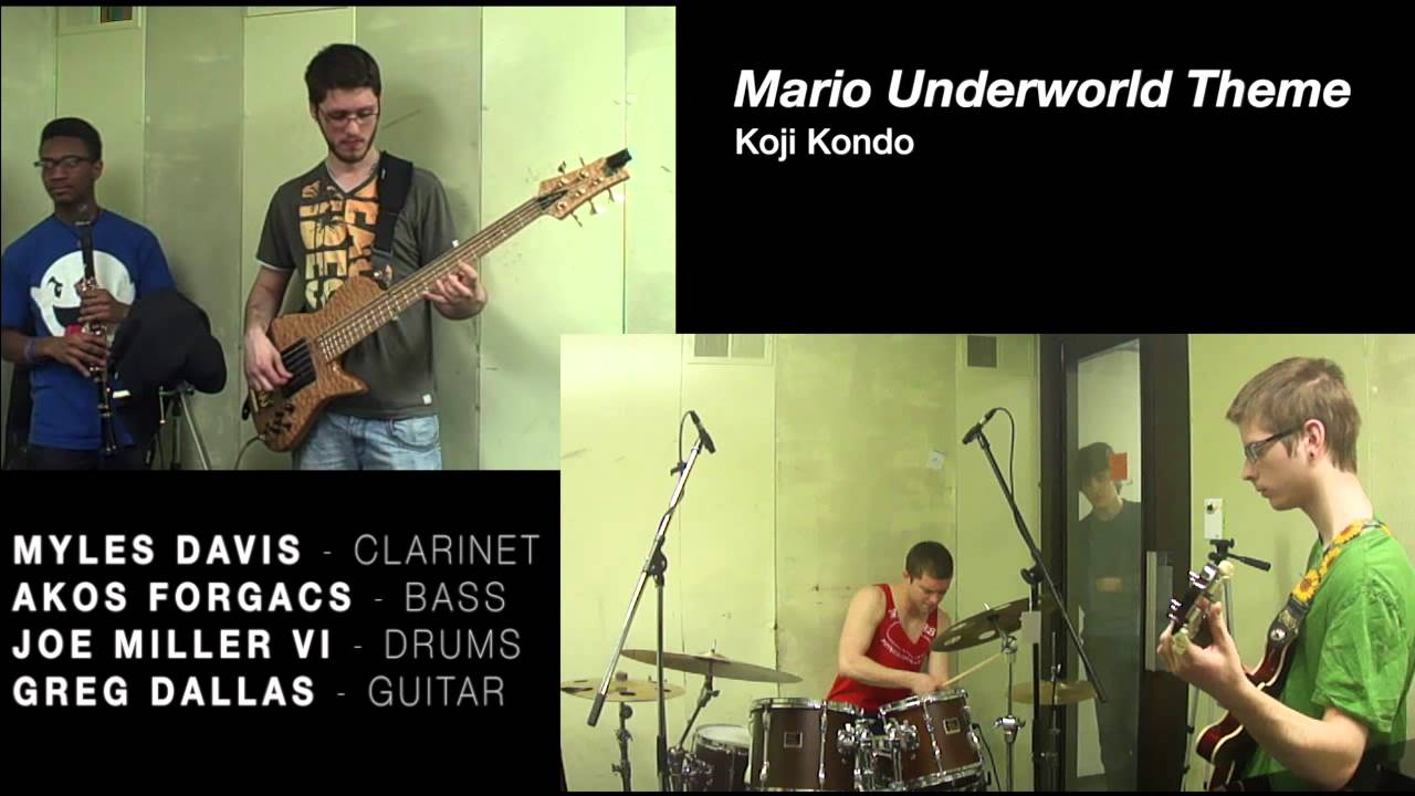15 'Super Mario' music covers that'll make you shake your