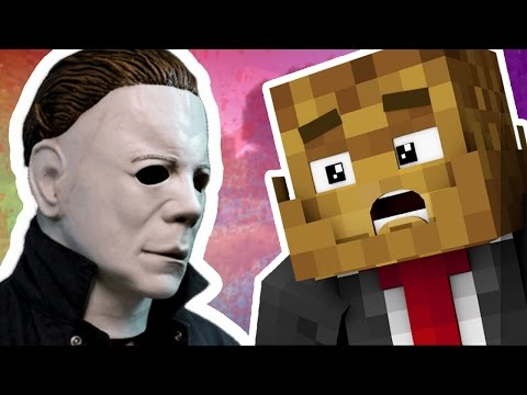 MICHAEL MYERS IS TRYING TO KILL ME | Minecraft - Mod Battle (MIKE MYERS)
