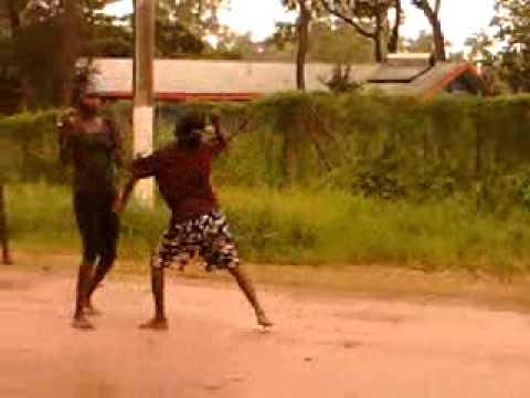 Aurukun fight