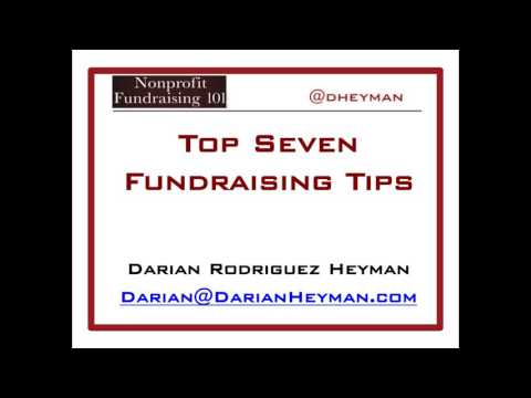 Webinar-Seven Strategic Fundraising Tips for Your Nonprofit-2016-01-20