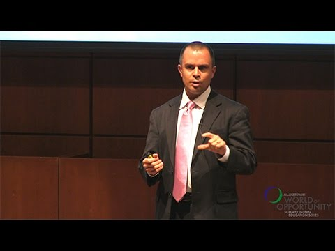 John Avery, SunGard - Financial Technology: An Innovative Career Choice