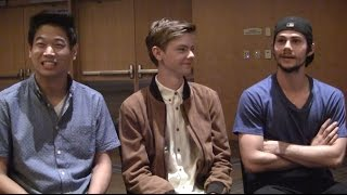 """Maze Runner: The Scorch Trials Cast Plays """"Would You Rather"""" at Comic-Con"""