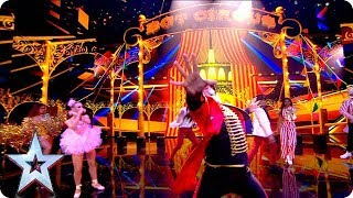 Download Time to kick off the greatest show on Earth! | Semi-Finals | BGT 2018 Mp3 and Videos