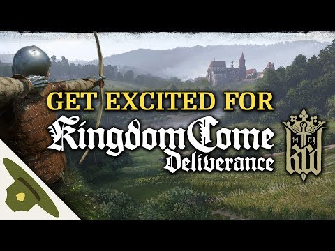 Why you should be excited for the launch of Kingdom Come: Deliverance!
