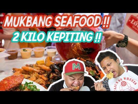 Ngabisin 2 Kg Seafood !! KEPITING JUMBO !!