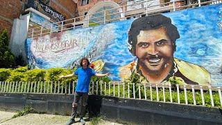 Así es el barrio de PABLO ESCOBAR: ¿idolatran al personaje?   Colombia 🇨🇴