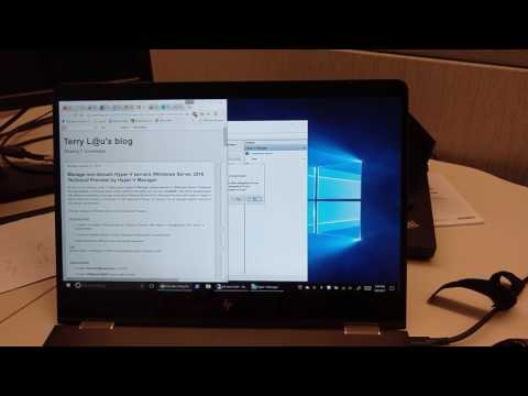 Glitching display on HP Spectre x360 15t (2017) with 4K display