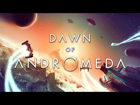 Dawn Of Andromeda НОВАЯ 4-X СТРАТЕГИЯ ПОХОЖАЯ НА Stellaris