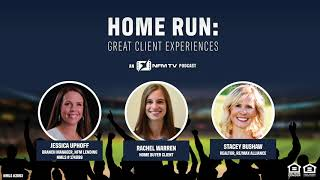 Home Run Podcast: Great Client Experiences with Jessica Uphoff