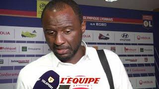 Vieira «J'attends beaucoup de Mario» - Foot - L1 - Nice