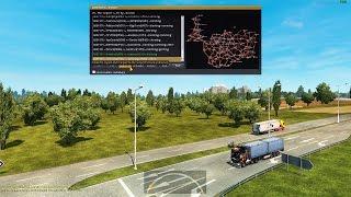 Euro Truck Simulator 2 Multiplayer   Adminlik Nasıl Birşey? Diyenlere..