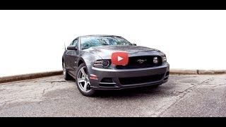 2014 Ford Mustang GT - Test Drive - Review - Chicago News