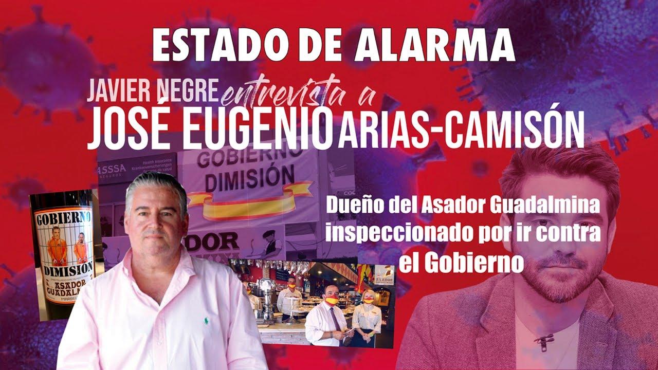 Entrevista al dueño del Asador Guadalmina inspeccionado por ir contra Pedro Sánchez