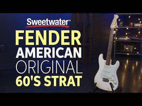Fender American Original '60s Stratocaster Review