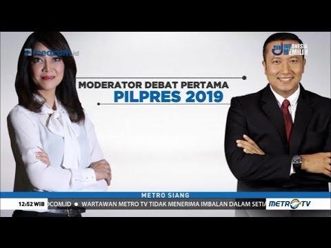 Mengenal Moderator Debat Pertama Pilpres Mp3