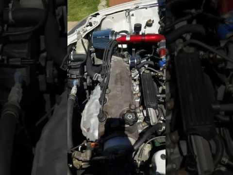 Honda civic 1996 fuel filter exchange