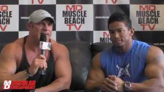 Interview with Vin Diesel's Trainer Stan McQuay on Riddick 3