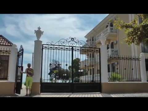 Самый лучший отель Абхазии