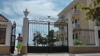 Самый лучший отель Абхазии(Осень 2013 года. Отель