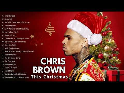 Merry Christmas 2019🎄 - Chris Brown Christmas Songs - 🎄Top Christmas Songs Playlist 2019🎄