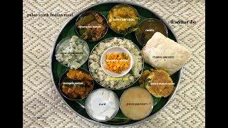 Paleo Veg meal Tamil Newyear 2019 Lunchl | தமிழ் புத்தாண்டு பேலியோ விருந்து  | Jo Kitchen paleo