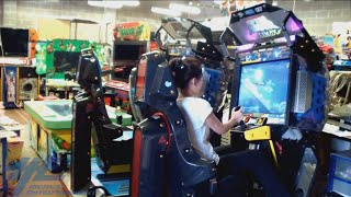 Afterburner Climax DX - Arcade Machine Detail & Demo