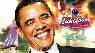 barack obama plays black ops 2 episode 3 funny voice trolling