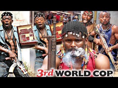 THIRD WORLD COP {NEW MOVIE} - ZUBBY MICHEAL|2019 LATEST NIGERIAN NOLLYWOOD MOVIE