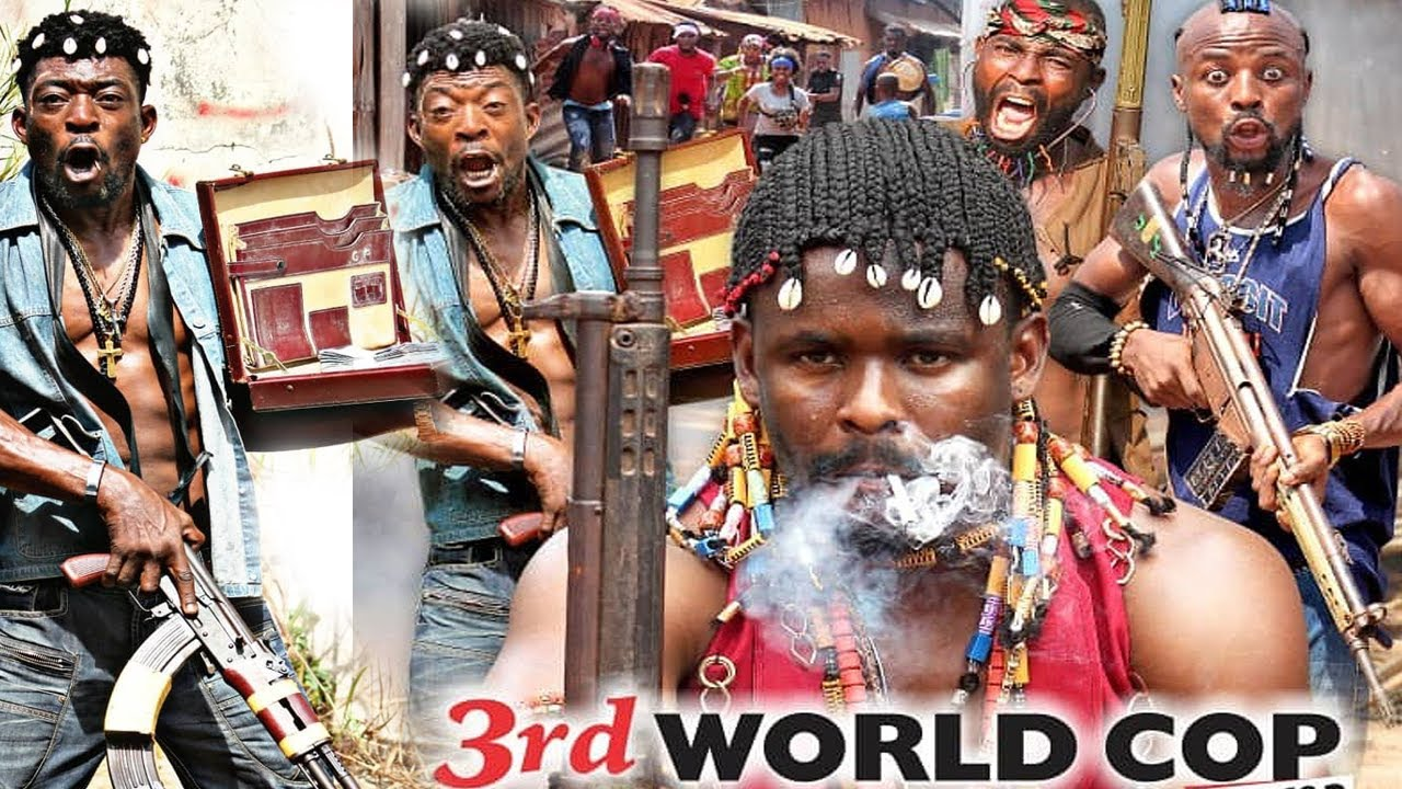 Download THIRD WORLD COP {NEW MOVIE} - ZUBBY MICHEAL 2019 LATEST NIGERIAN NOLLYWOOD MOVIE