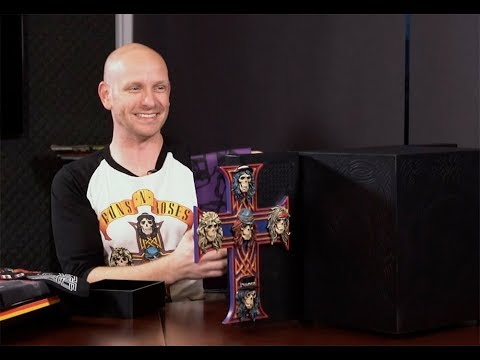Guns N' Roses - Appetite For Destruction - Locked N' Loaded (Super Fan  Unboxing)
